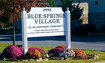 Building, Blue Springs, 0