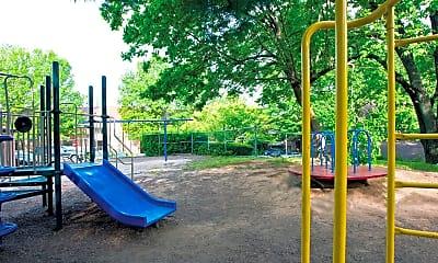 Playground, Chimneys of Cradlerock, 1