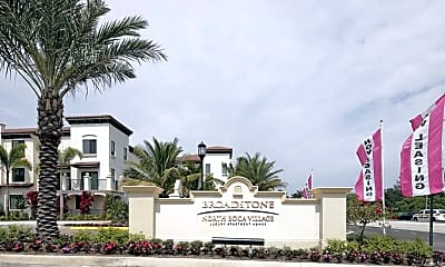 Community Signage, Cortland Boca Raton, 2