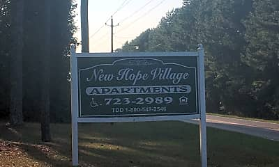 New Hope Village Apartments, 1