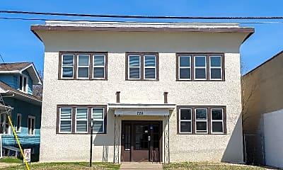 Building, 726 E 38th St, 2