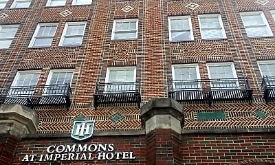 Commons at Imperial Hotel, 0