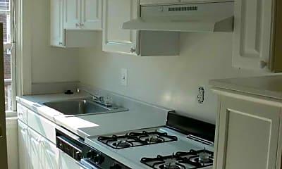Kitchen, Lyon Village Apartments, 2