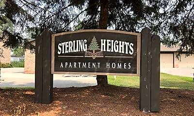 Sterling Heights Apartments, 1