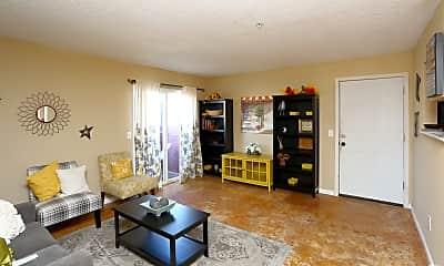 Living Room, 409 Tinker Diagonal St, 0