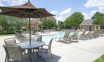 Pool, Burbank Commons, 0