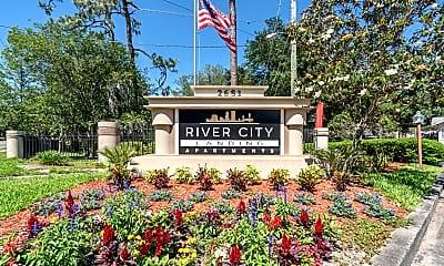 Community Signage, River City Landing, 0