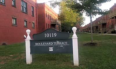 Boulevard Terrace, 1