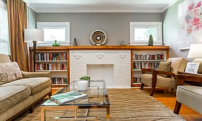 Living Room, 846 N Taylor Ave, 1