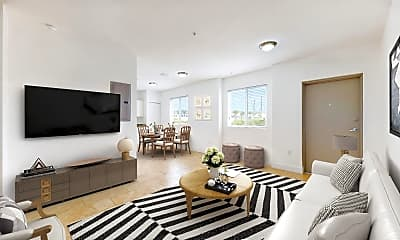 Living Room, 8250 District, 0