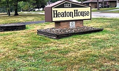 Heaton House, 1