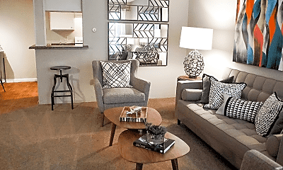 Living Room, 3000 Greenridge Dr, 0