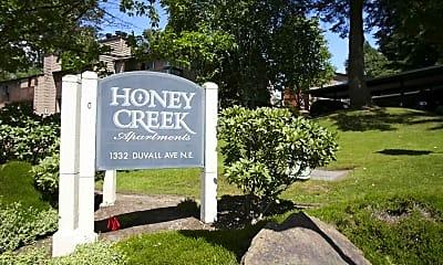 Community Signage, Honey Creek Apartments, 2