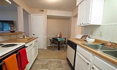 Kitchen, The Retreat Of Shawnee, 1