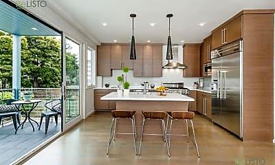 Kitchen, 1228 Funston Ave, 1