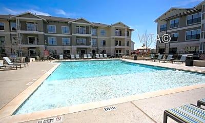 Pool, 11301 Farrah Lane, 1