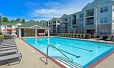 Pool, North Hills at Town Center, 1