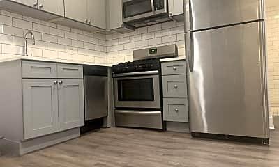 Kitchen, 5827 N Ridge Unit 102, 1
