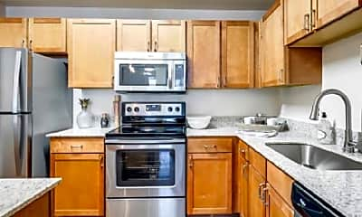 Kitchen, 6727 Deseo 202A, 0