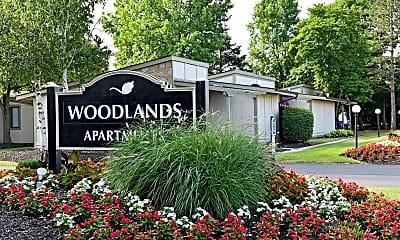 Community Signage, Woodlands, 1