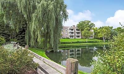 Lake, White Oaks Premier Apartments, 1