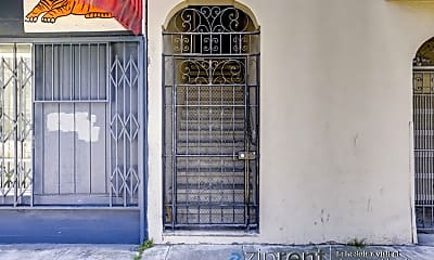 Community Signage, 1605 Fulton St, 2