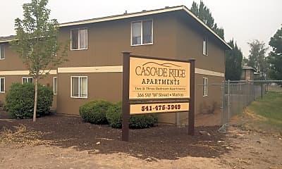Cascade Ridge Apartments, 1