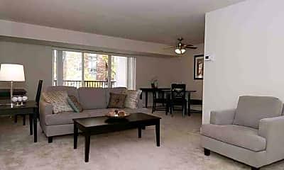 Living Room, Georgia West, 0