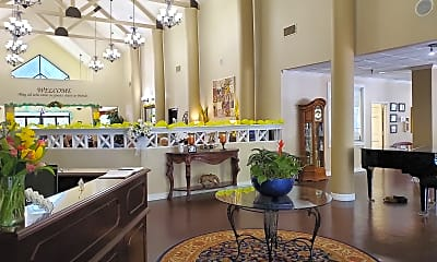 Dining Room, The Continental Senior Living, 2