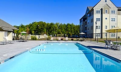 Pool, Princeton Westford Apartment Homes, 0