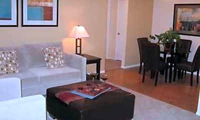 Living Room, Falcon Pointe, 1