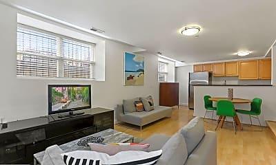 Living Room, 330 Rhode Island Ave NE 20, 0