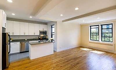 Living Room, 2412 E 3rd St, 1
