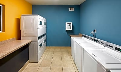 Kitchen, West 5th Apartments, 2