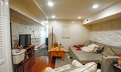 Living Room, 2645 N Calvert St, 1