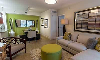 Living Room, 5700 Reese Rd, 0
