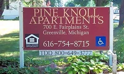 Pine Knoll, 1