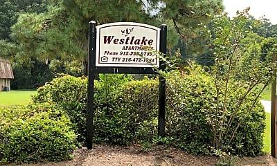 Westlake Apartments, 1