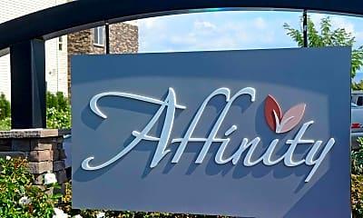 Community Signage, Affinity at Boise 55+ Living, 2