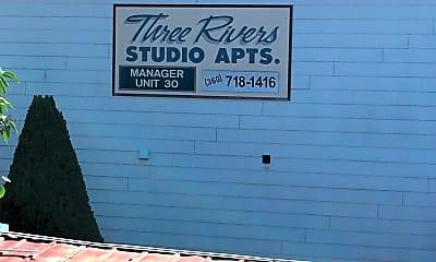 Three rivers Studio Apartments, 1