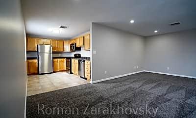 Living Room, 402 Langley Rd, 1