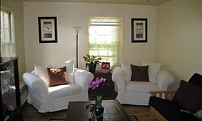 Living Room, City View Apartments, 0