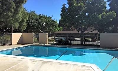 Pool, 115 Donoso Plaza, 2