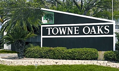Building, Towne Oaks, 2