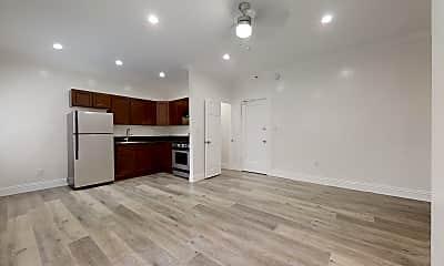 Kitchen, 334 N Heliotrope Dr, 1