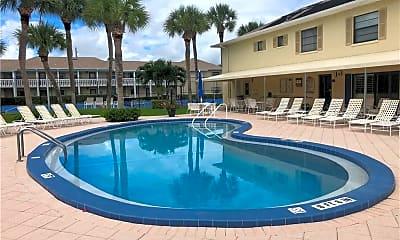 Pool, 5100 Florida A1A 58G, 0