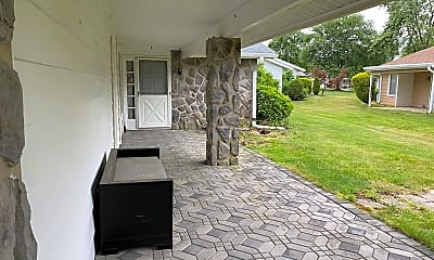 Patio / Deck, 181B Newport Rd 181B, 1