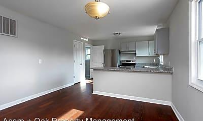 Living Room, 215 S. Driver Street, 1