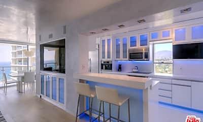 Kitchen, 201 Ocean Ave 1604P, 1