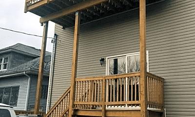 Building, 6025 W Giddings St, 1